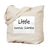 Little Forensic Scientist Tote Bag