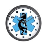 Kokopelli EMT Wall Clock