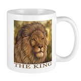 King of Beasts Mug
