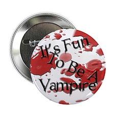 "Vampire 2.25"" Button"