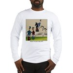 A Knight's Steed Long Sleeve T-Shirt