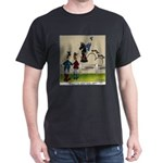 A Knight's Steed Dark T-Shirt