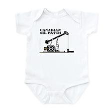 Canadian Oil Patch Infant Bodysuit