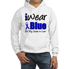 I Wear Blue For My S-I-L Hoodie