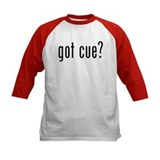 got cue? Tee