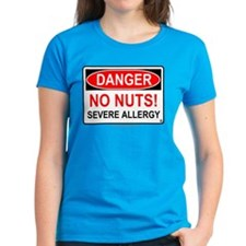 No Nuts-Severe Allergy Tee