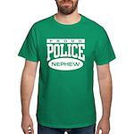 Proud Police Nephew Dark T-Shirt