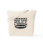 Proud Police Nephew Tote Bag