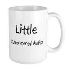 Little Environmental Auditor Mug