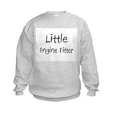Little Engine Fitter Kids Sweatshirt