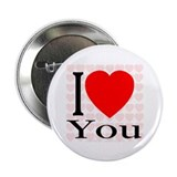 "I Love You 2.25"" Button (100 pack)"