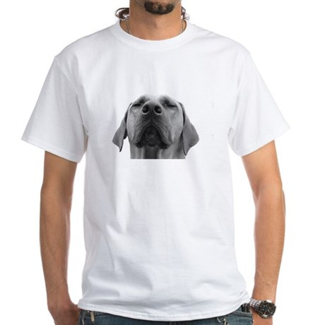 JUBA LEE RIDGEBACK White T-Shirt