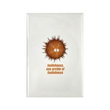 Sea Urchin Rectangle Magnet (100 pack)