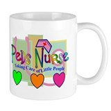 PEDS Nurse Coffee Mug