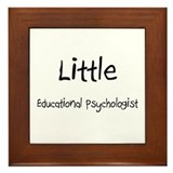 Little Educational Psychologist Framed Tile