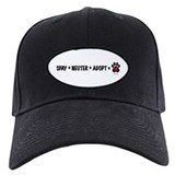 Spay, Neuter, Adopt Baseball Hat