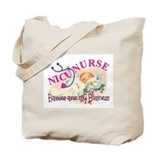PEDS Nurse Tote Bag