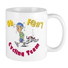 ohBicycleteam Mugs
