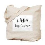 Little Dog Catcher Tote Bag