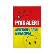 PMS (US) Alert Rectangle Magnet
