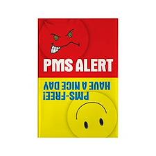 PMS (US) Alert Rectangle Magnet