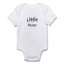 Little Ditcher Onesie