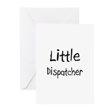 Little Dispatcher Greeting Cards (Pk of 10)