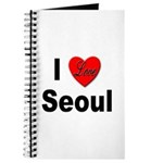 I Love Seoul South Korea Journal
