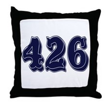 426 Throw Pillow