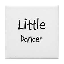Little Dancer Tile Coaster