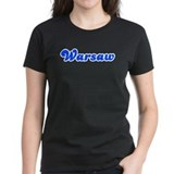 Retro Warsaw (Blue) Tee