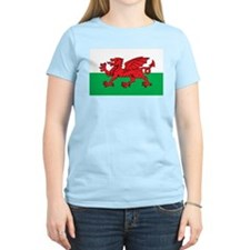 WALES Womens Light T-Shirt