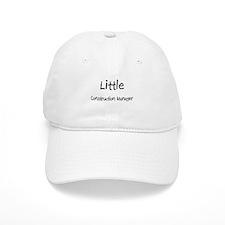 Little Construction Manager Cap