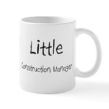 Little Construction Manager Mug