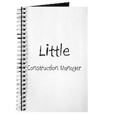 Little Construction Manager Journal