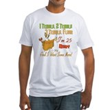 Tequila 25th Shirt