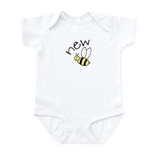 New Bee Infant Bodysuit