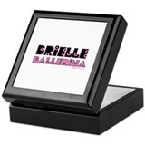Brielle Ballerina Keepsake Box