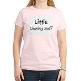Little Cleaning Staff T-Shirt