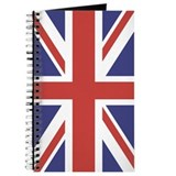 UNION JACK UK BRITISH FLAG Journal