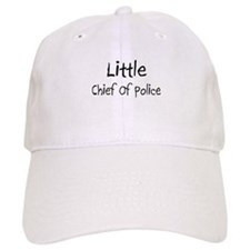 Little Chief Of Police Cap