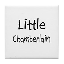 Little Chamberlain Tile Coaster