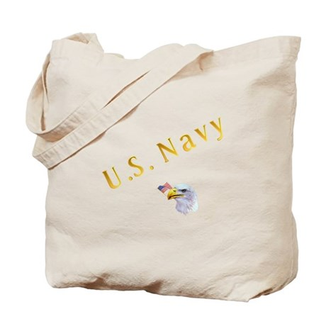 US Navy Tote Bag