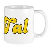 Retro Tal (Gold) Coffee Mug