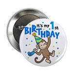 First Birthday - Monkey 2.25