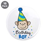 Birthday Boy - Monkey 3.5