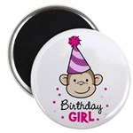 Birthday Girl - Monkey 2.25