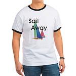 TOP Sail Away Ringer T