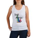 TOP Sail Away Women's Tank Top