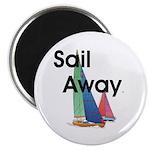 TOP Sail Away Magnet